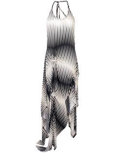 платье джерси с графическим принтом JW Anderson