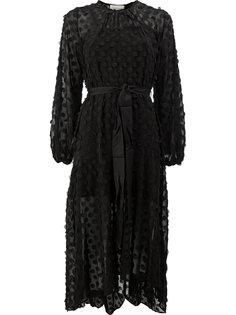 платье мили с отделкой Zimmermann