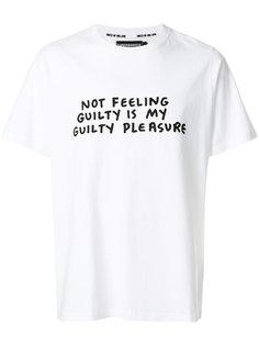 футболка с принтом Guilty House Of Holland