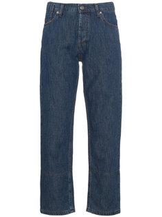 прямые джинсы-бойфренды Marni
