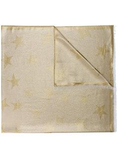шарф со звездами Stella McCartney