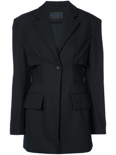 пиджак в стиле оверсайз Proenza Schouler