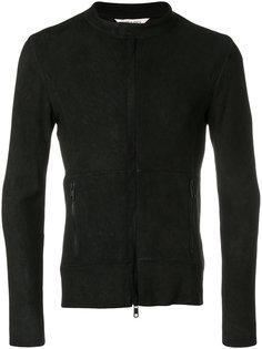 куртка в байкерском стиле Giorgio Brato