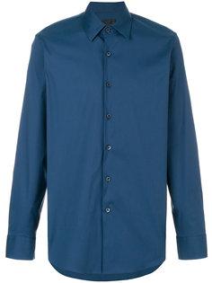 классическая рубашка с длинными рукавами Prada