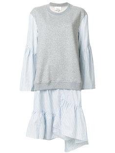 платье Combo French Terry 3.1 Phillip Lim