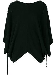 свитер с капюшоном Valentino