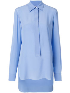 рубашка с передней планкой Victoria Beckham