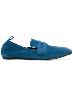 classic slip-on loafers Lanvin
