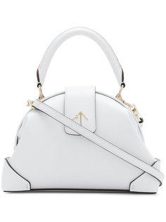 маленькая сумка-тоут Demi  Manu Atelier