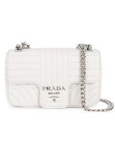сумка через плечо Diagramme  Prada