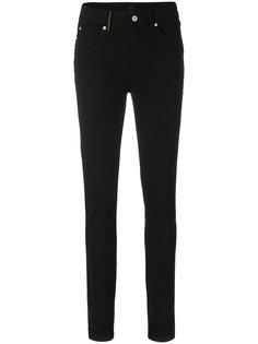 джинсы скинни средней посадки Ps By Paul Smith