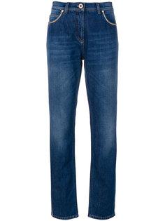 джинсы с цепочкой  Versace