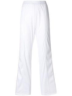 спортивные брюки с логотипом по бокам Forte Couture