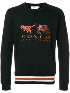 Rexy and Carriage sweatshirt Coach