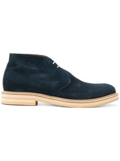 ботинки со шнуровкой Eleventy