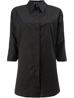 рубашка с укороченными рукавами  Ann Demeulemeester