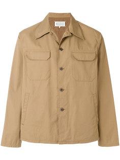 куртка с накладными карманами Maison Margiela