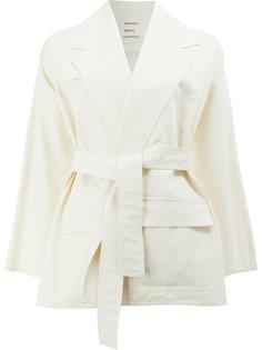 пиджак с запахом Maison Rabih Kayrouz