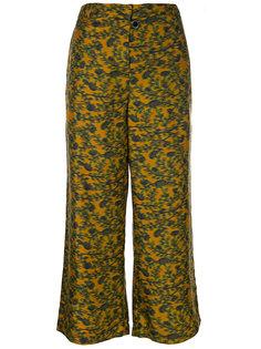 укороченные брюки Parish Cyrus Christian Wijnants