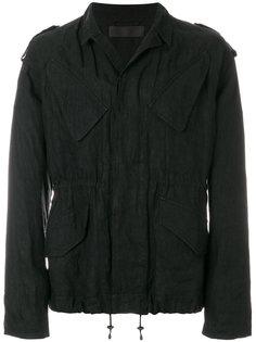 куртка с эластичным подолом Haider Ackermann