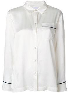 рубашка в полоску  Asceno