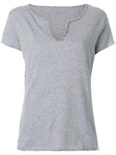 футболка с надписью Love с блестками Zadig & Voltaire