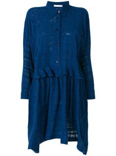smock shirt dress Peter Jensen