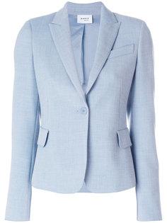 приталенный пиджак на пуговицах Akris