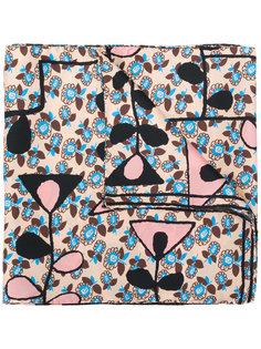 шарф с принтом Foulard Marni