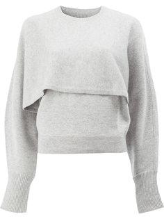 многослойный свитер  Chloé