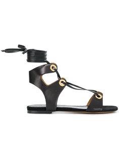 сандалии с завязкой  Isabel Marant