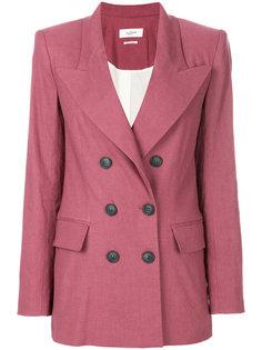 двубортный пиджак Ianey Isabel Marant Étoile