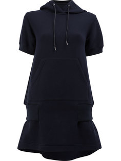 мини-платье со шнуровкой Sacai