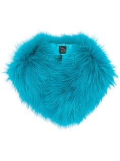 fur stole Mr & Mrs Italy
