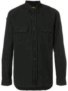 рубашка с нагрудными карманами Kris Van Assche