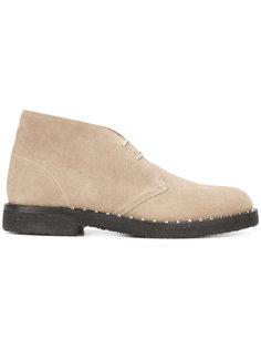высокие ботинки Valentino Garavani Rockstud Valentino