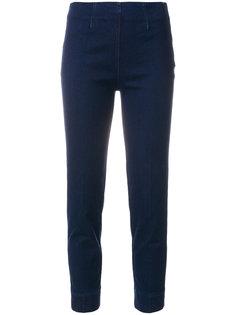 классические укороченные брюки Piazza Sempione