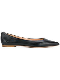 pointed toe ballerinas  Unützer