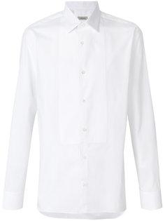 рубашка с нагрудной панелью Z Zegna