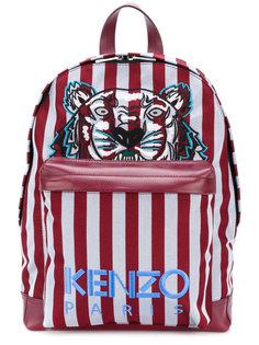 рюкзак в полоску Tiger Kenzo