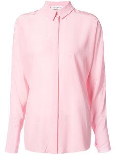 двухцветная рубашка  Vionnet