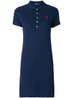 приталенное платье-поло  Polo Ralph Lauren