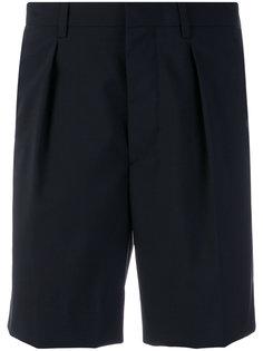 плиссированные шорты Prada