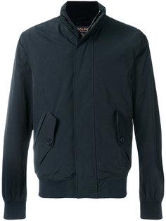куртка-ветровка на молнии Woolrich