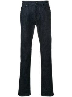 джинсы прямого кроя Giorgio Armani