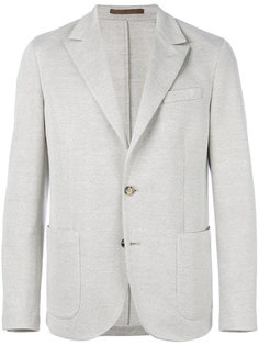 classic fitted blazer Eleventy