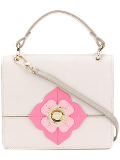 floral detail handbag Furla