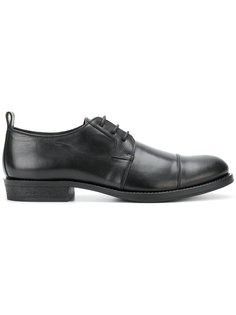классические туфли дерби Ann Demeulemeester Blanche