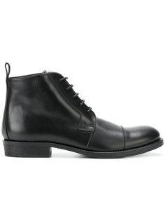 ботинки со шнуровкой  Ann Demeulemeester Blanche