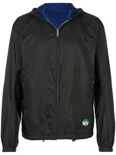 двухсторонняя куртка на молнии Prada